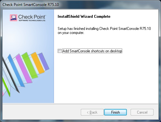 Download Checkpoint Smartdashboard R75 - sevenproject