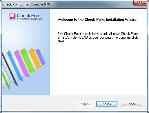 Installation Check Point SmartConsole R70 30 | fadzh